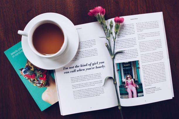 Open magazine article